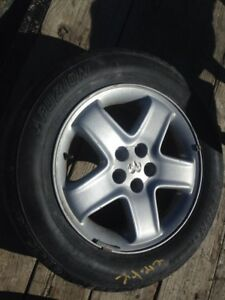 Image Is Loading Dodge Stratus Aluminum Rims With Tires