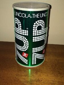 The UNCOLA 7UP Can Radio