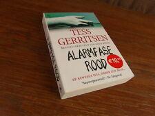 TESS GERRITSEN / ALARMFASE ROOD / HOUSE OF BOOKS 2008 (NEDERLANDS)