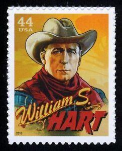 #4448 44c William S Hart, Nuevo Cualquier 5=