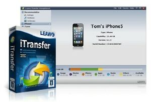 Leawo iTransfer {Lifetime} ipod iphone/ipad to PC Transfer