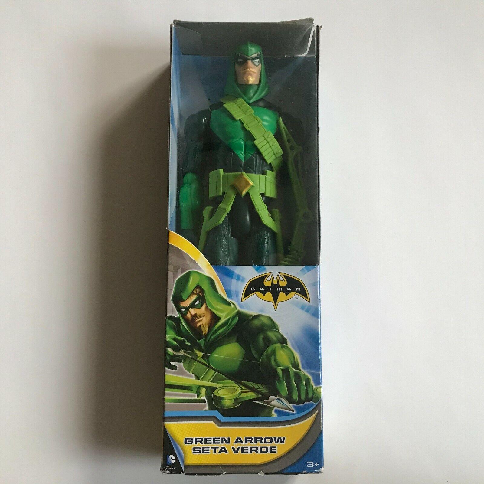 "Batman Green Arrow Figure 12/"""