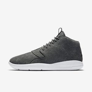 pour 006Anthraciteblancnoir chaussures Eclipse Nouveaux Chukka Jordan hommes881453 DI9WE2YH