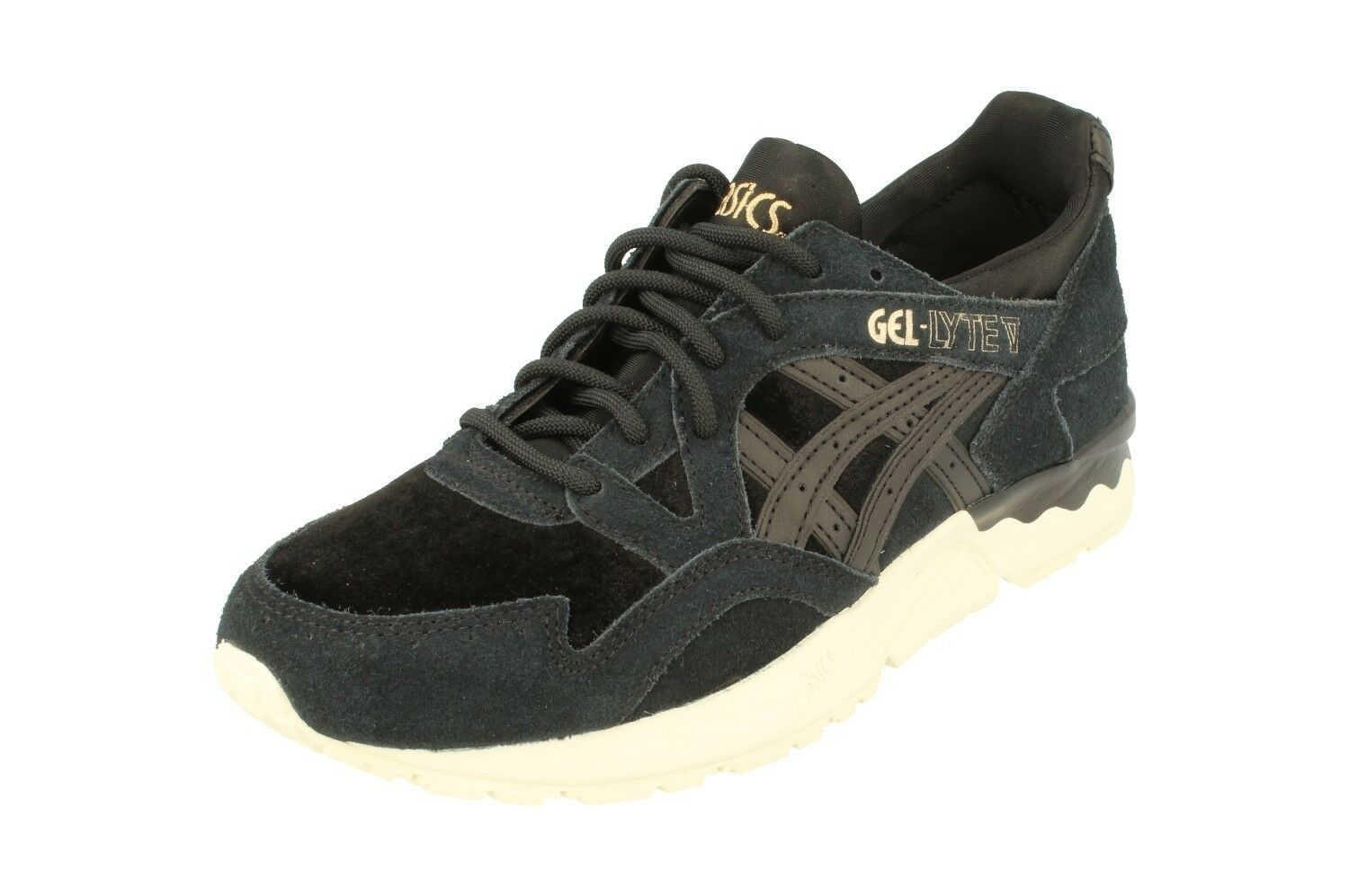 Asics Gel-Lyte V Womens Running Trainers H76Vq Sneakers shoes  9090