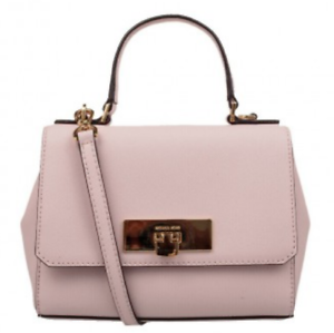 fb941c6669048 Michael Kors Callie XS Crossbody Bag Satchel Handbag Leather Blossom ...