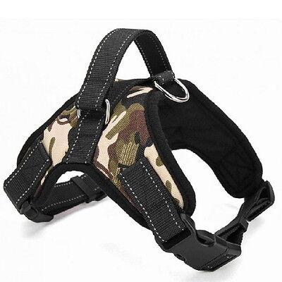 Hot Heavy Duty Dog Harness  Padded Extra Big Large Medium Small Dog Harness L20