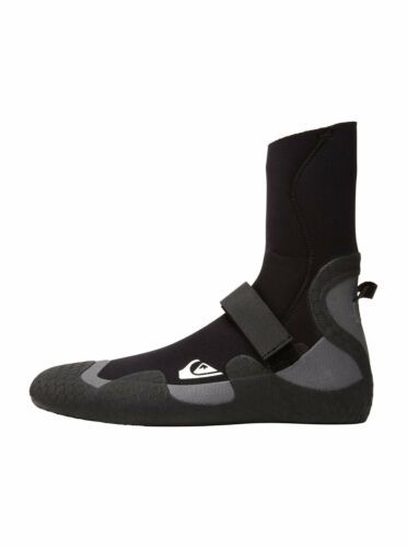 9 brand new QUIKSILVER SYNCRO 3mm Round Toe Booties men/'s sizes 6 7 8