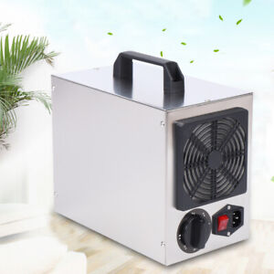 110V//220V Commecial Ozone Generator 10000mg Air Purifier Deodorizer Sterilizer