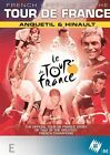 French Legends Of The Tour De France (DVD, 2007)