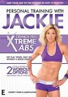 Personal Training With Jackie - Crunch-free Xtreme Abs (DVD, 2011)