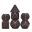 7Pcs-Set-Metal-Polyhedral-Dice-DND-RPG-MTG-Role-Playing-and-Tabletop-Games thumbnail 3