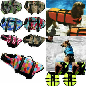 Puppy-Dog-Water-Safety-Swim-Life-Jacket-Reflective-Pet-Protect-Polyester-Vest