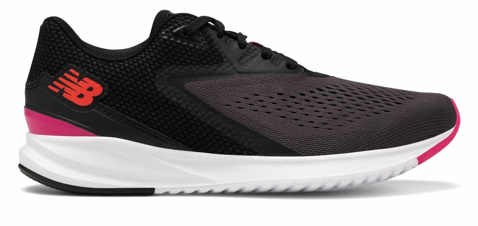 New Balance Femme fuelcore VIZO Pro Run chaussures noir Avec rouge