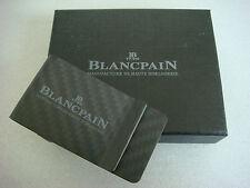 Blancpain Carbon Fibre Money Clip Boxed & New