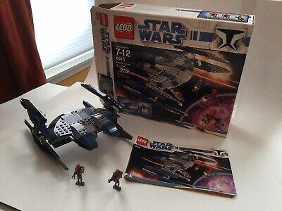 Lego Hyena Droid Bomber Set 8016 Star Wars Star Wars Clone Wars