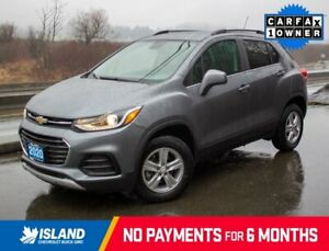 2020 Chevrolet Trax LT, AWD, One Owner