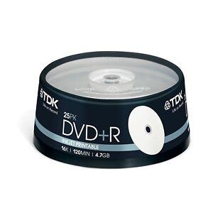 TDK-DVD-R-Imprimible-4-7gb-120min-16x-25-TARRINA