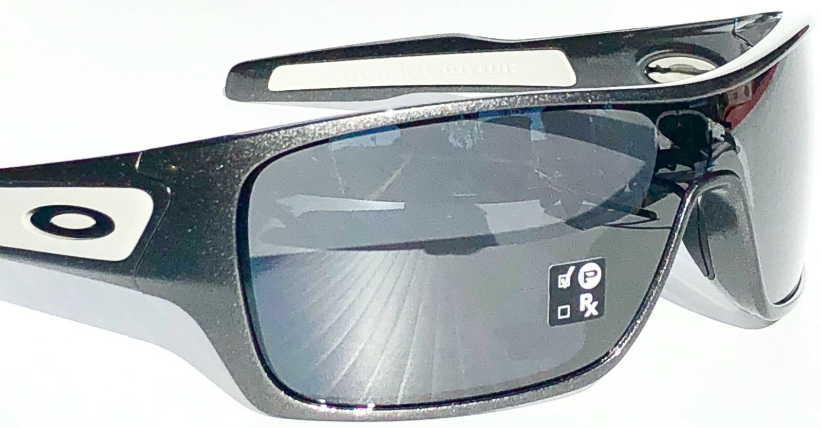 d0888cc5709 Oakley Men Turbine Rotor Polarized Sunglasses Oo9307 05 for sale ...