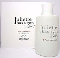 Juliette Has A Gun Not A Perfume Eau De Parfum Spray 3.3 Oz / 100 Ml Brand