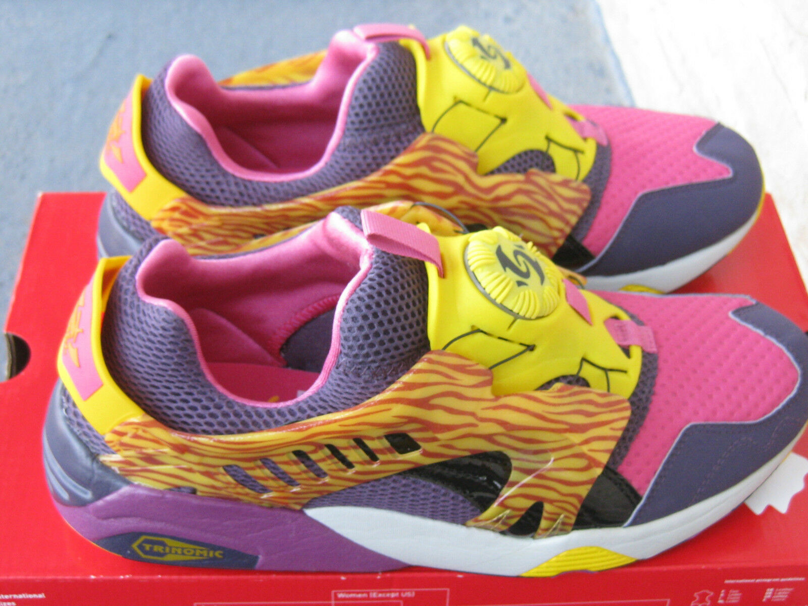 PUMA DISC BLAZE DAYS 348447 348447 348447 03 HEREN GR 44 US 10.5  UK 9.5 DEAD STOCK 2009 REL. 3f3e76