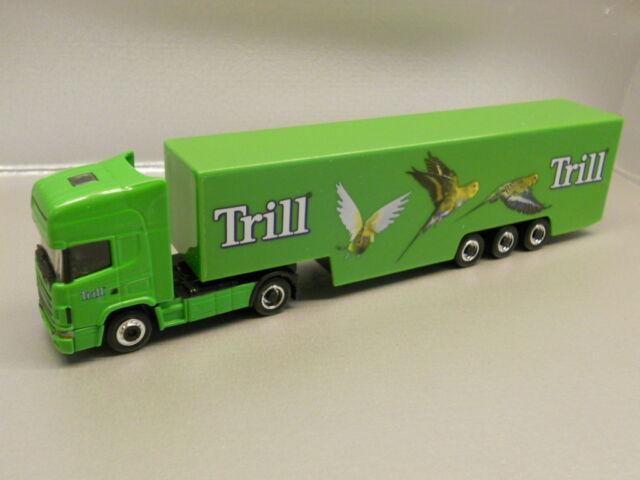 ** Herpa 451246 Scania TL Box Semitrailer Trill 1:87 H0 Scale