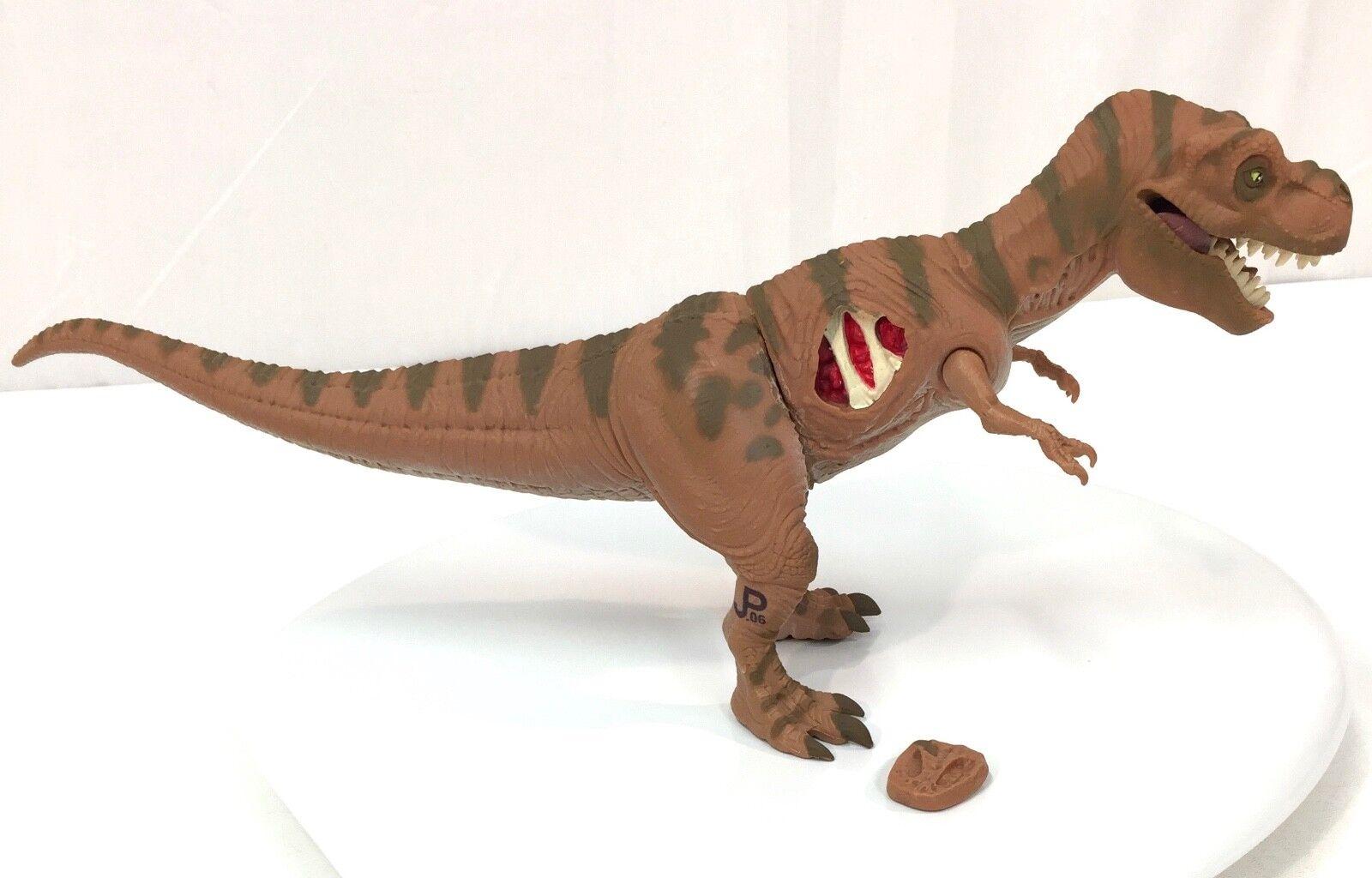 Jurassic Park jp06 Young Tyrannosaurus Rex T-Rex Dinosaur Complete 1993