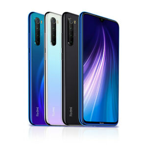 "Xiaomi Redmi Note 8 4+64GB 6,3"" Smartphone Snapdragon 665 4000mAh Global Version"