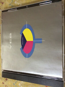 YES - 90125 CD New Wave / 80's Pop / Pop Rock