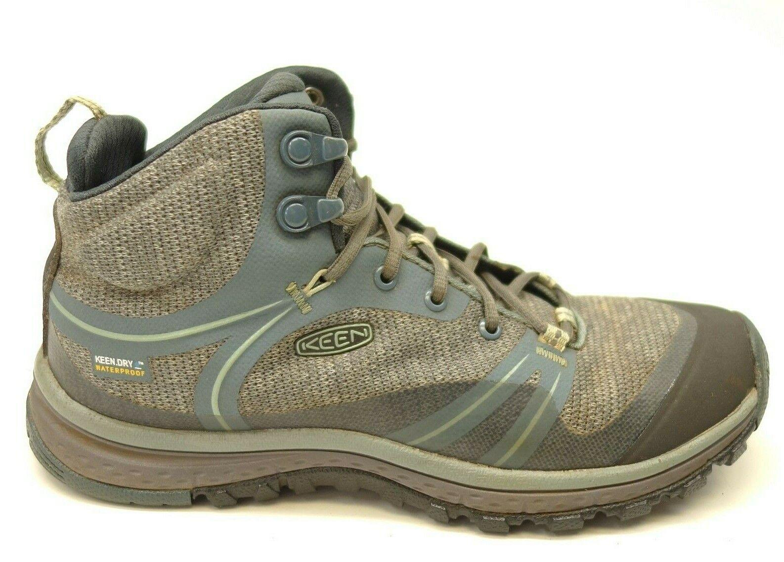 Keen Terradora US 6 Eu 36 Grau Mittelhoch Wp Athletic Trail Wandern Damen Schuhe