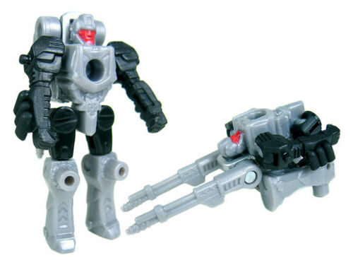 Transformers Prime Arms Micron Gray Firebolt Targetmaster Japan exclusive rare