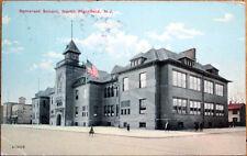 1913 Postcard: Somerset School - North Plainfield,  New Jersey NJ