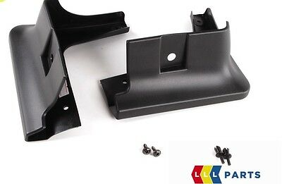 MINI NEW GENUINE R50 R52 R53 FRONT MUD FLAPS SET PAIR LEFT N/S RIGHT O/S 0136806