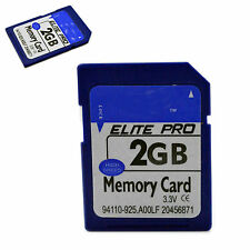 Hot 2GB SD SDHC Card Secure Digital Memory Card For Cameras Notebook GPS