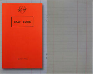 cash book ideal for office accounts small business petty cash ebay