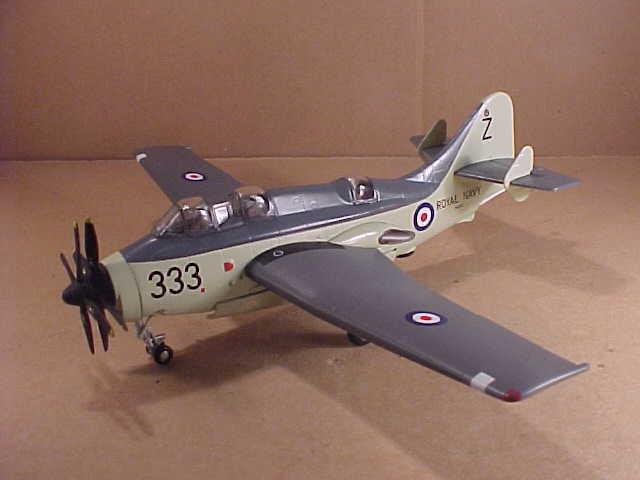 Aviation 72  AV7252001 1 72 Fairey As.4 Gannet 824 Marine Luft Squadron Hms    Export