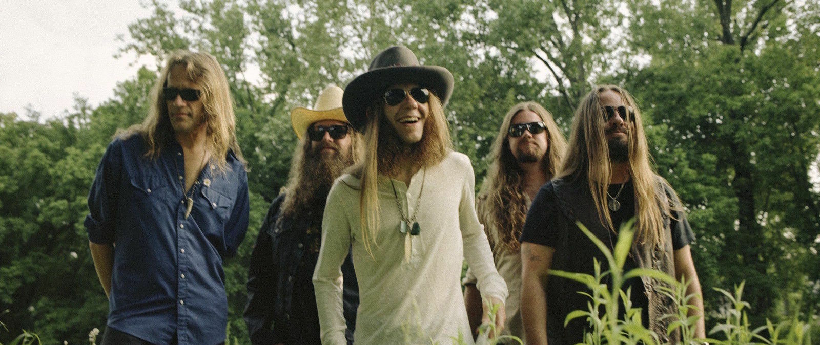 Blackberry Smoke with The Quaker City Night Hawks