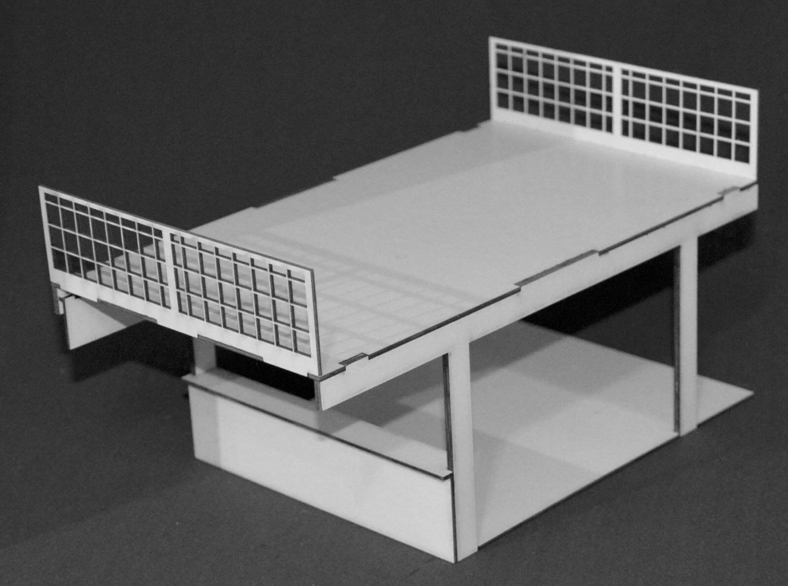1 32 Scale Goodwood Extension Kit for Scalextric Static Layouts