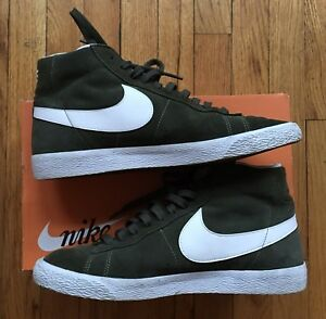 finest selection 1241a 0e4f0 Image is loading Nike-Men-039-s-Blazer-Mid-Premium-Size-