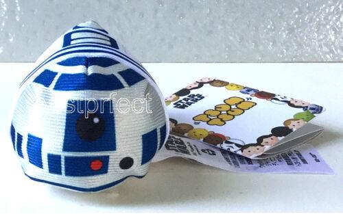"Disney Store USA Tsum R2D2 Star Wars Mini 3 1//2/"" NWT Plush Toy New Map 2020"