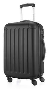 Hauptstadtkoffer-Spree-Handgepaeck-Boardcase-Kabinen-Trolley-Cabin-Size-schwarz