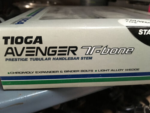 Bicycle Handlebar Stem Tioga T-Bone OverSize 25.4-150mm Extension New in Box