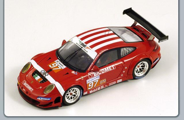PORSCHE 911 GT3 RSR 997 BMS SCUDERIA ITALIA LE MANS 24 ore 2010  97