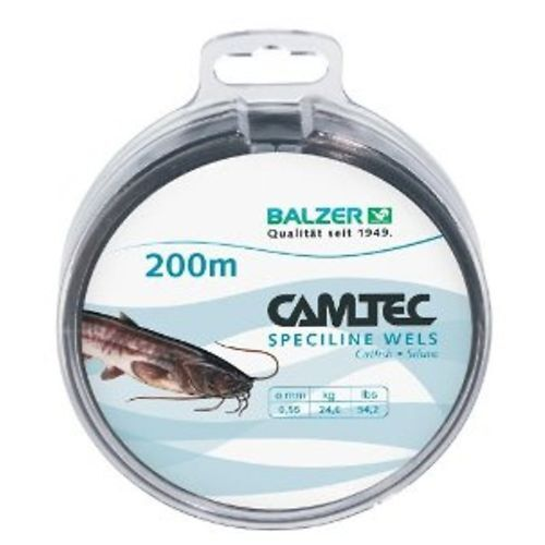 Zielfischschnur CAMTEC SPEZILINE Wels 0,65mm 31,75kg