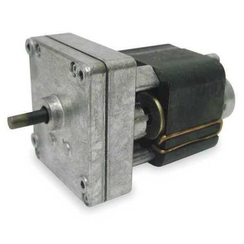 DAYTON 1MBG4 AC Gearmotor,6.7 rpm,Open,115V