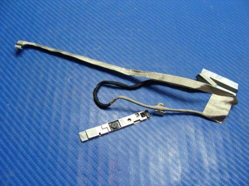"Toshiba Satellite 15.6/"" C55-B5299 OEM LED Video Cable w//Webcam DC02001YG00 GLP*"
