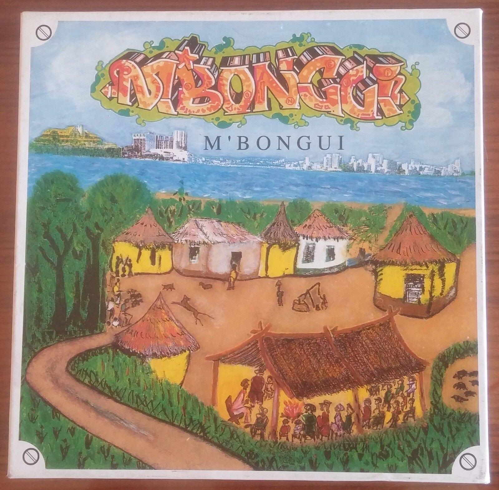 envío gratuito a nivel mundial Jeu de société M'Bongui - Premier jeu jeu jeu d'inspiration traditionnelle congolaise  precios mas bajos