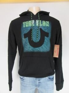 abcd8863a Image is loading NWT-True-Religion-MB-TR-U-ACTIVE-PULLOVER-