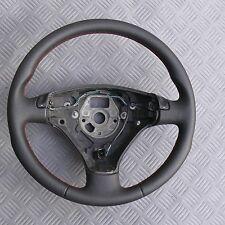 LENKRAD für Audi A2 A3 A4 A5 A6 A8 TT mit MFL. Rote Naht. Volante Audi. Volant