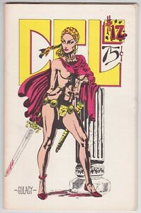 CPL-Contemporary-Pictorial-Literature-12-VF-8-0-Fanzine-Herb-Trimpe-Art-1975