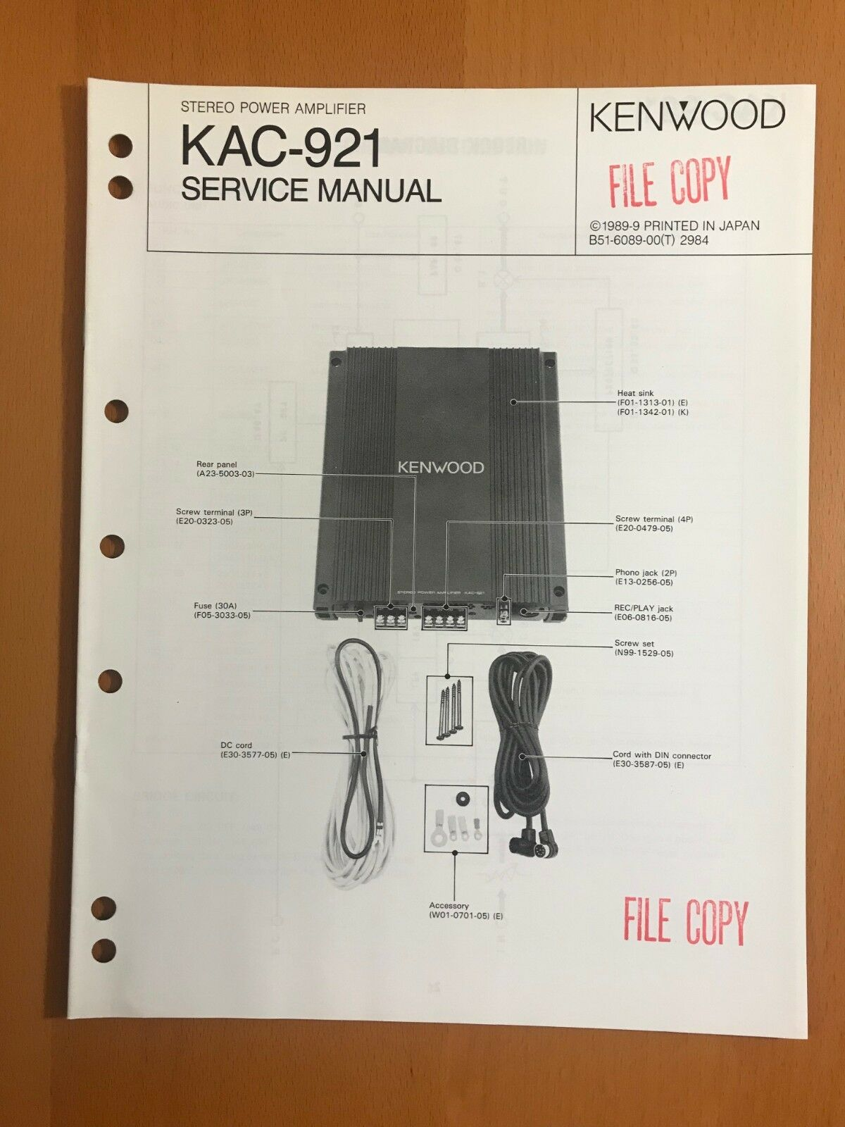 Kenwood Wiring Diagram Bridge - Wiring Diagram K5 on